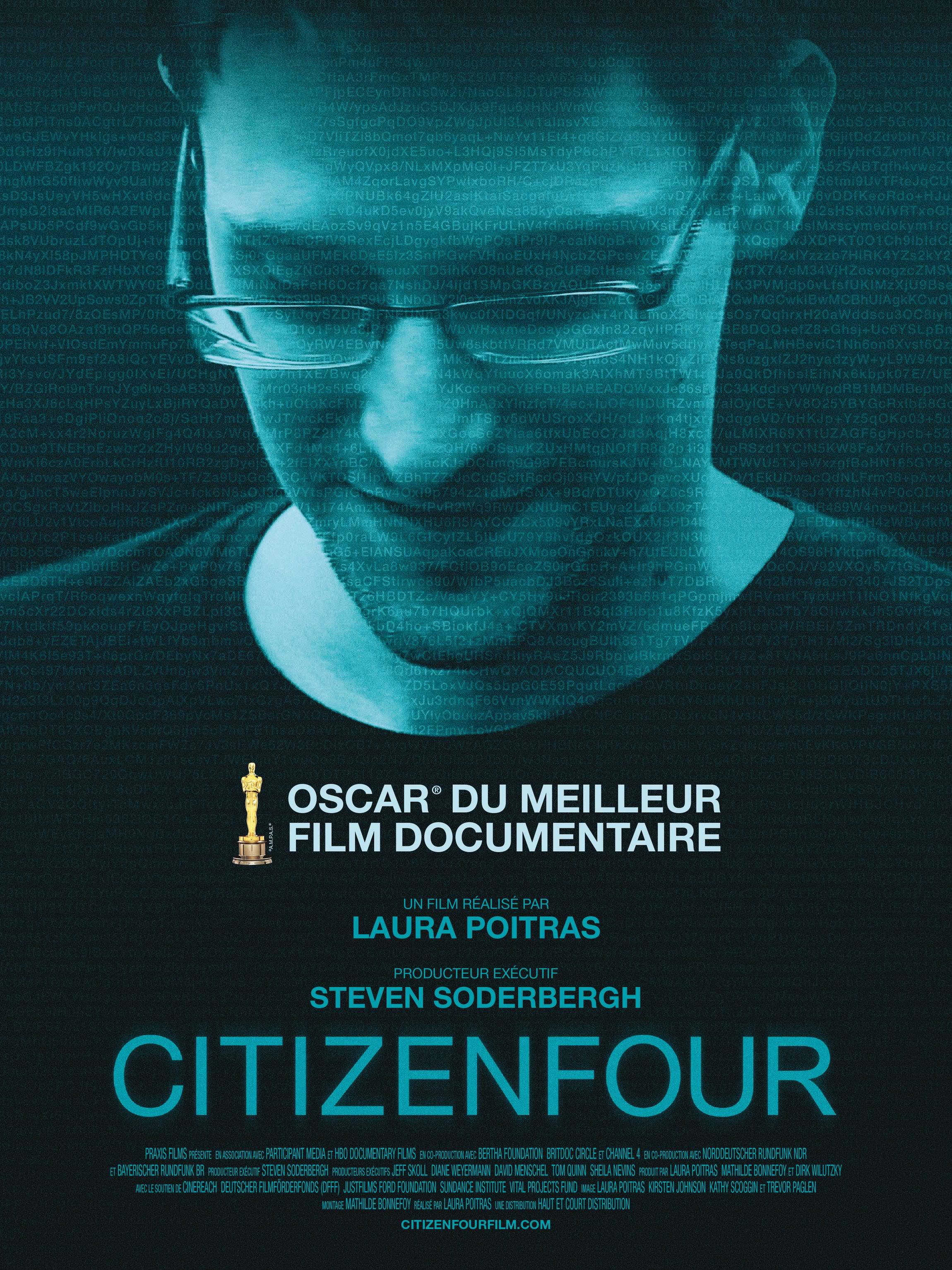 Citizenfour poitras