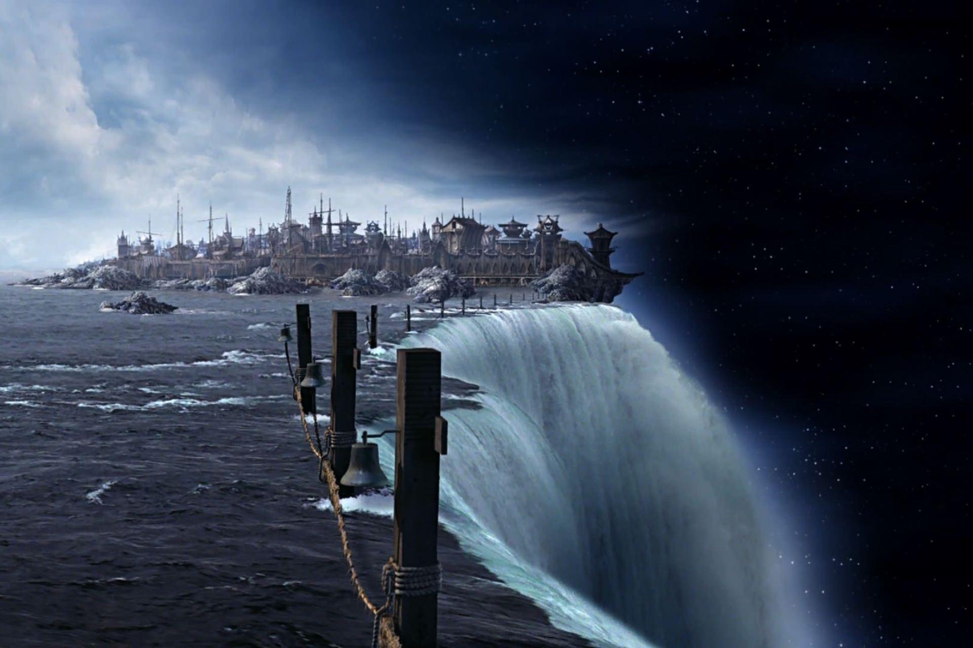 Discworld sky1