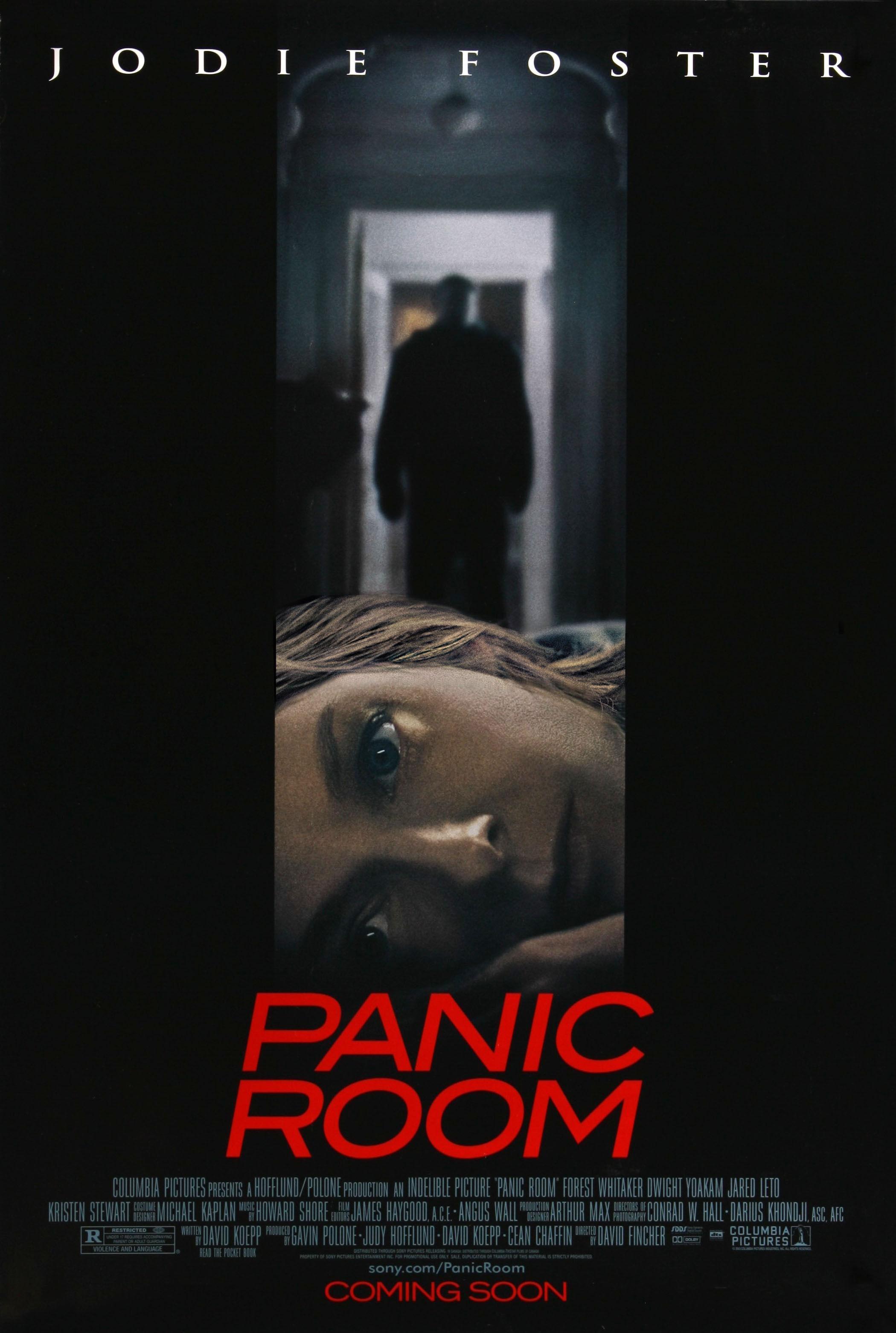 Panic room fincher