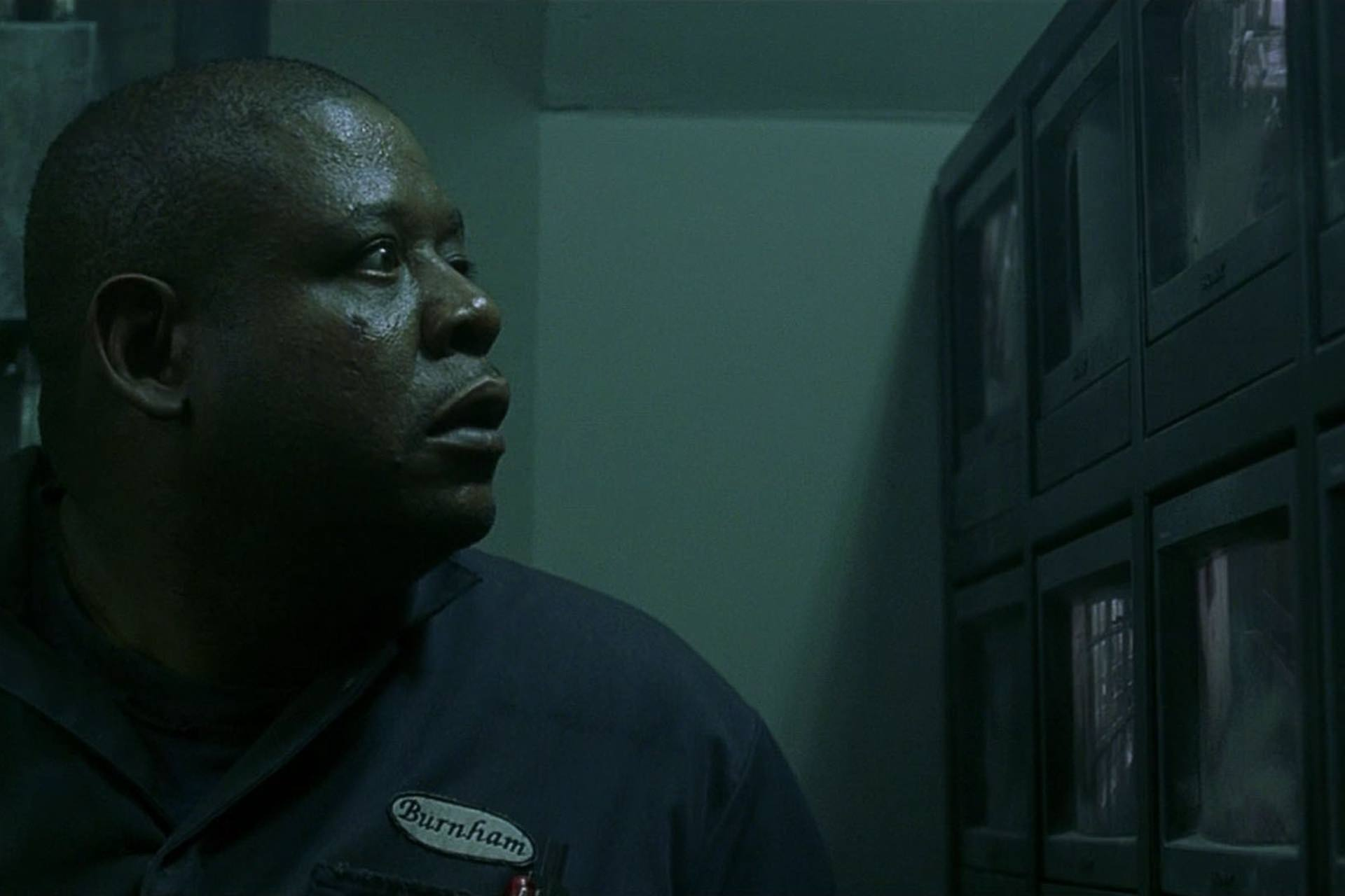 Panic room forrest whitaker