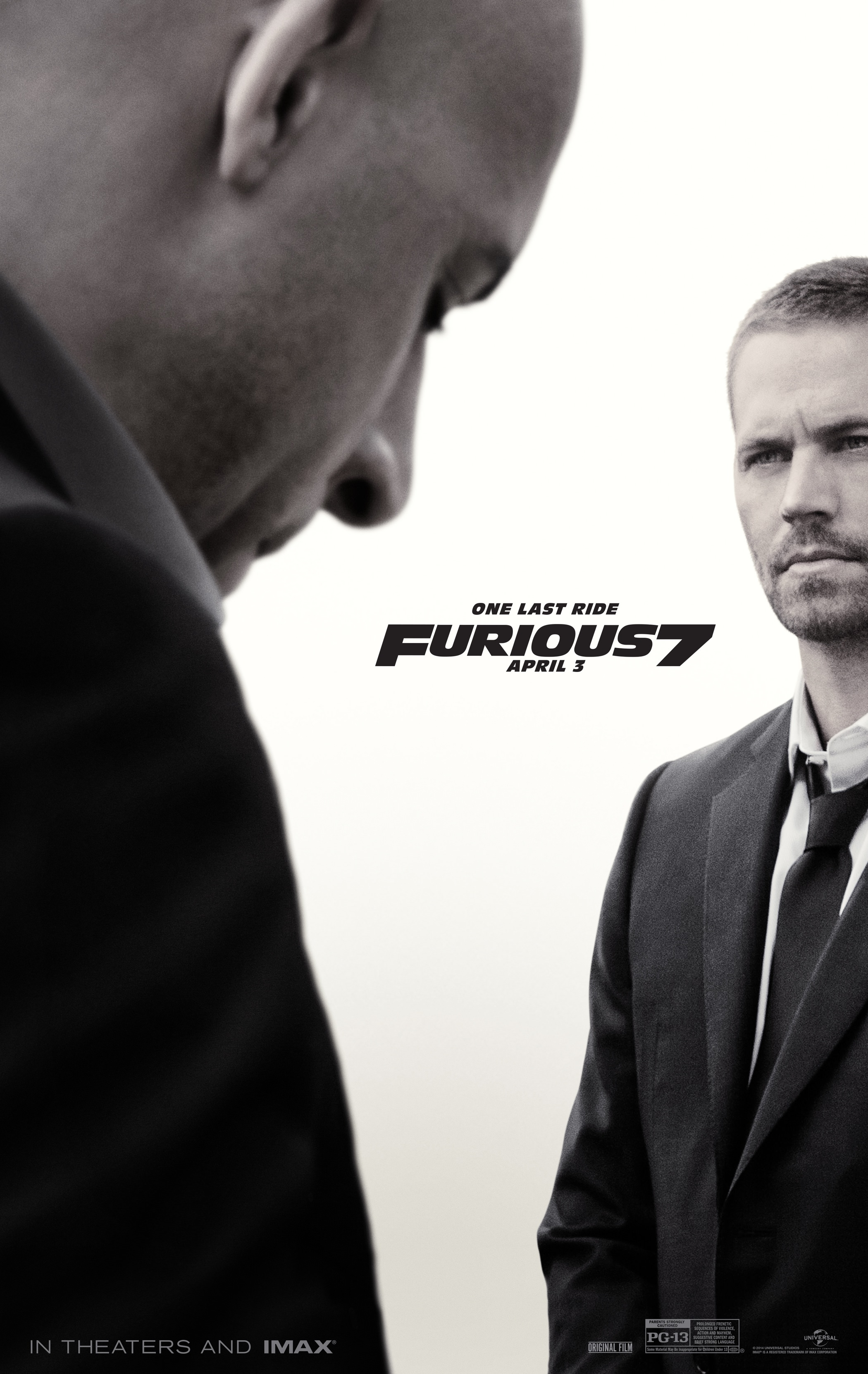 Fast and furious 7 wan