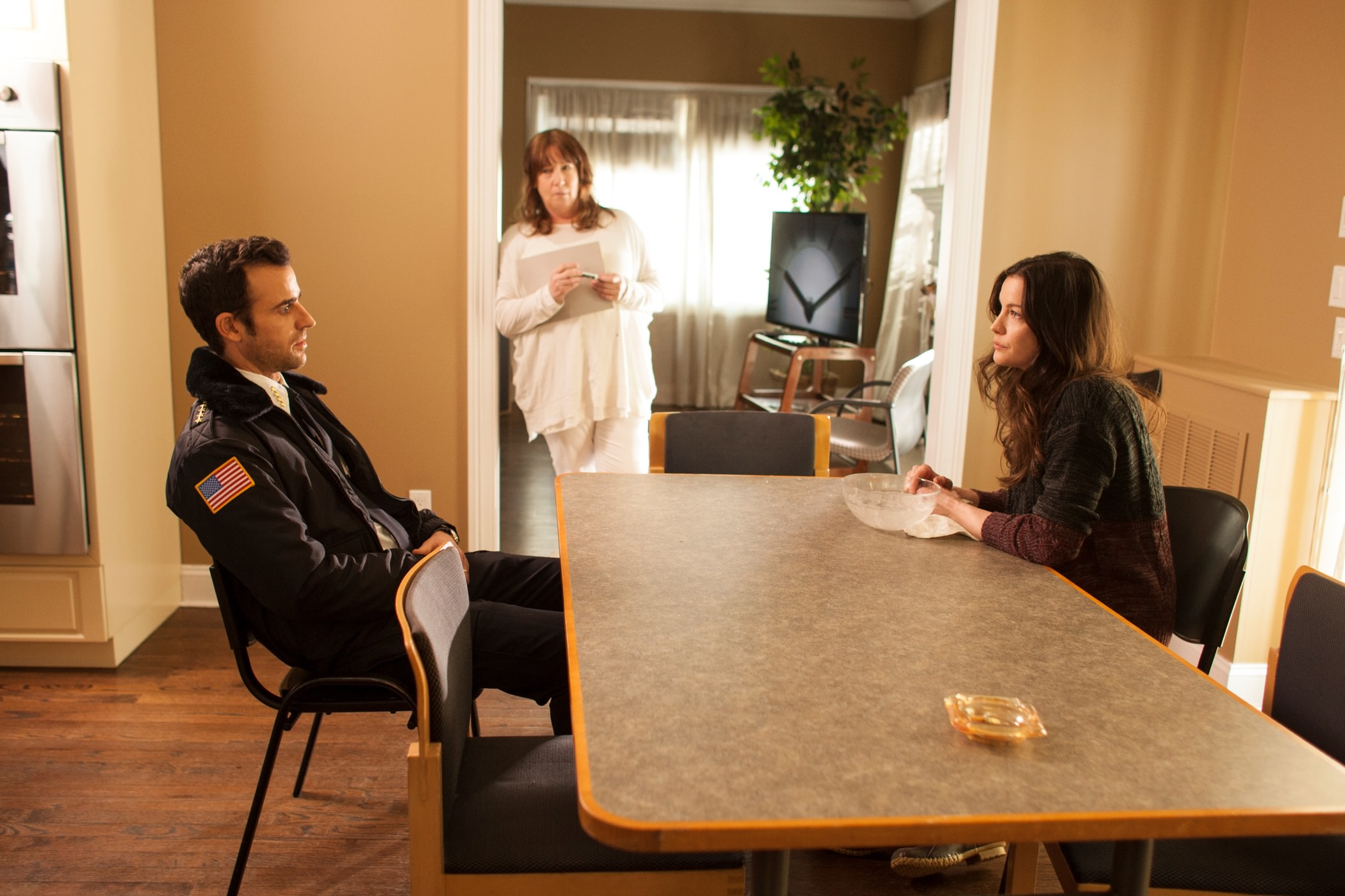 Leftovers justin theroux ann dowd liv tyler