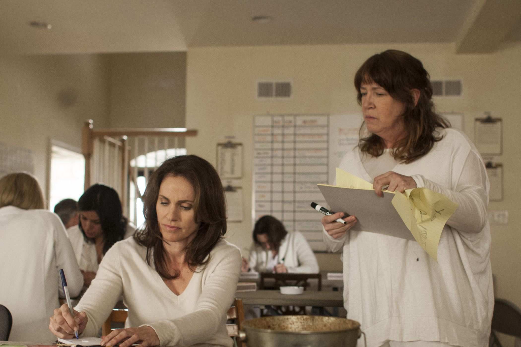 The leftovers amy brennemen ann dowd