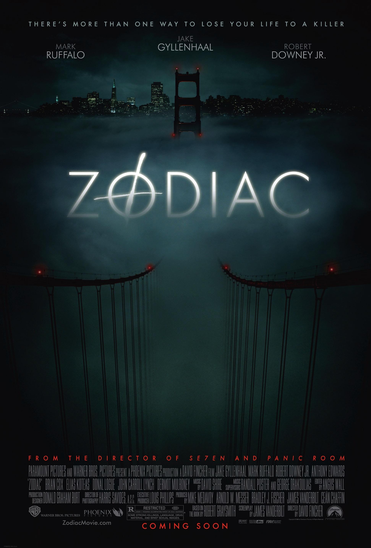 Zodiac fincher