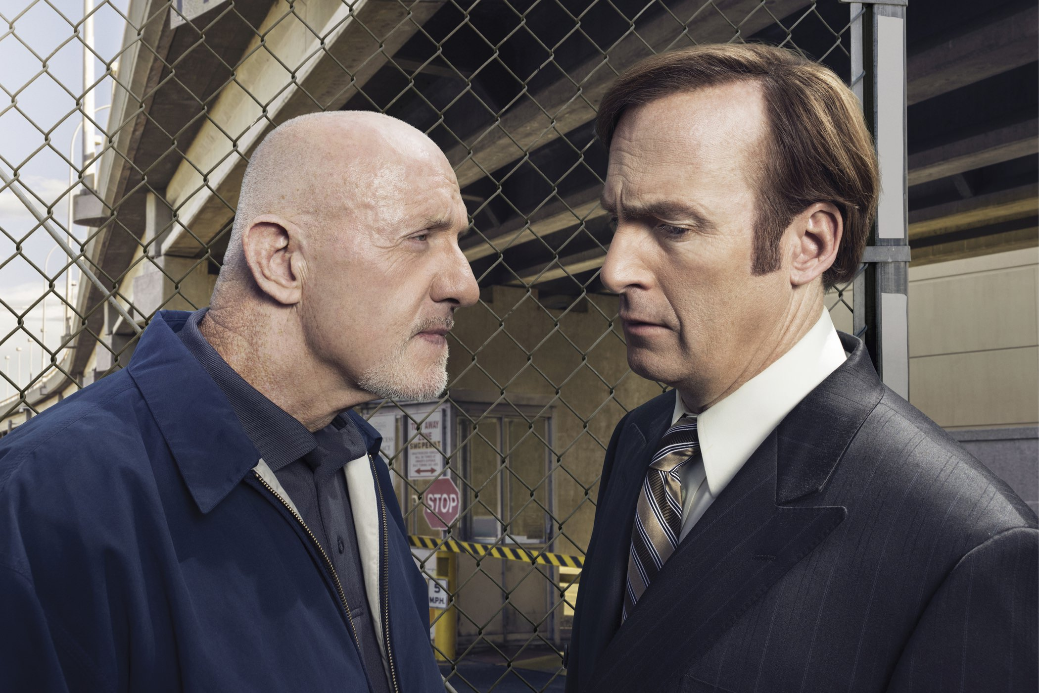 Better call saul bob odenkirk jonathan banks