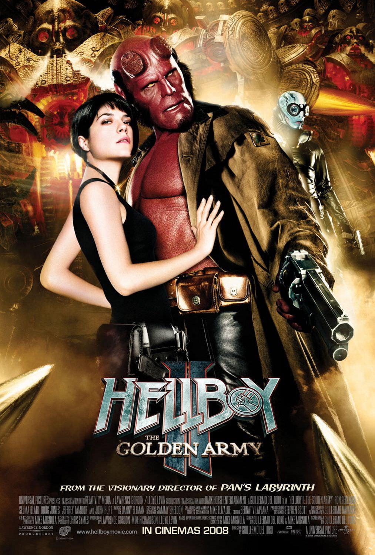 Hellboy 2 legions or maudites toro