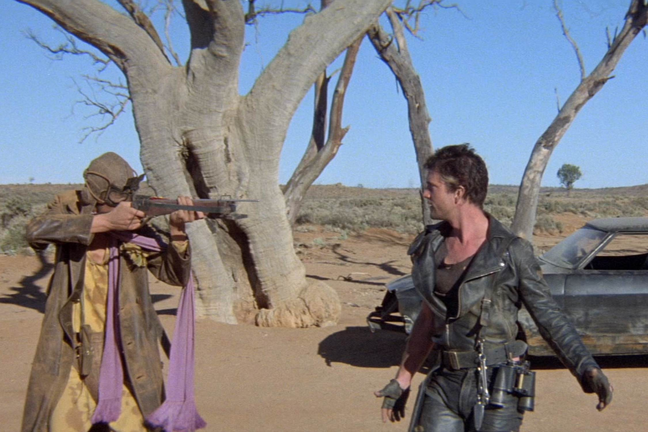 Mad max 2 mel gibson bruce spense