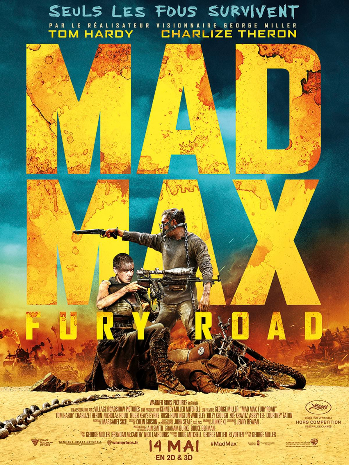 Mad max fury road miller