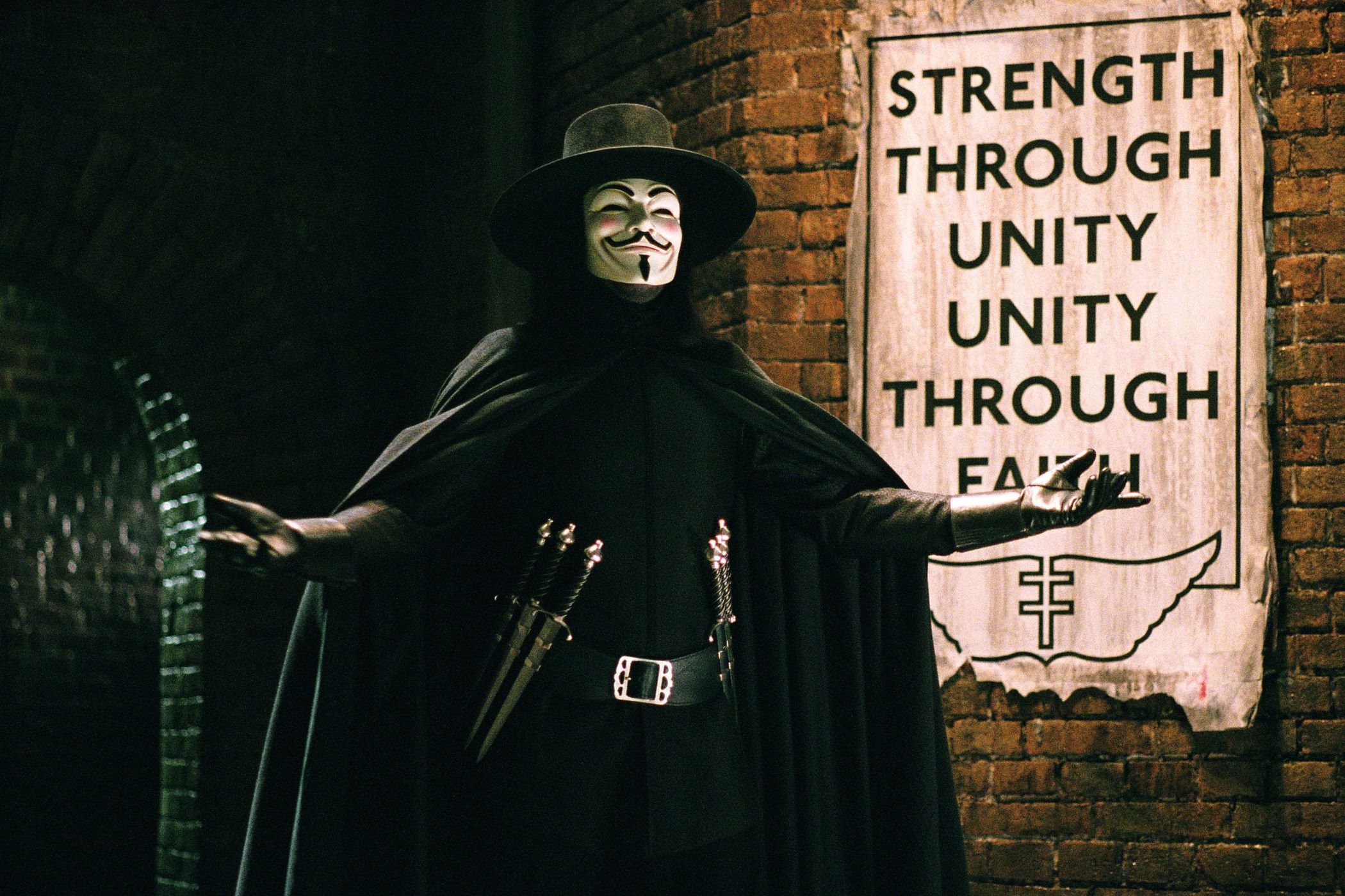 V pour vendetta hugo weaving