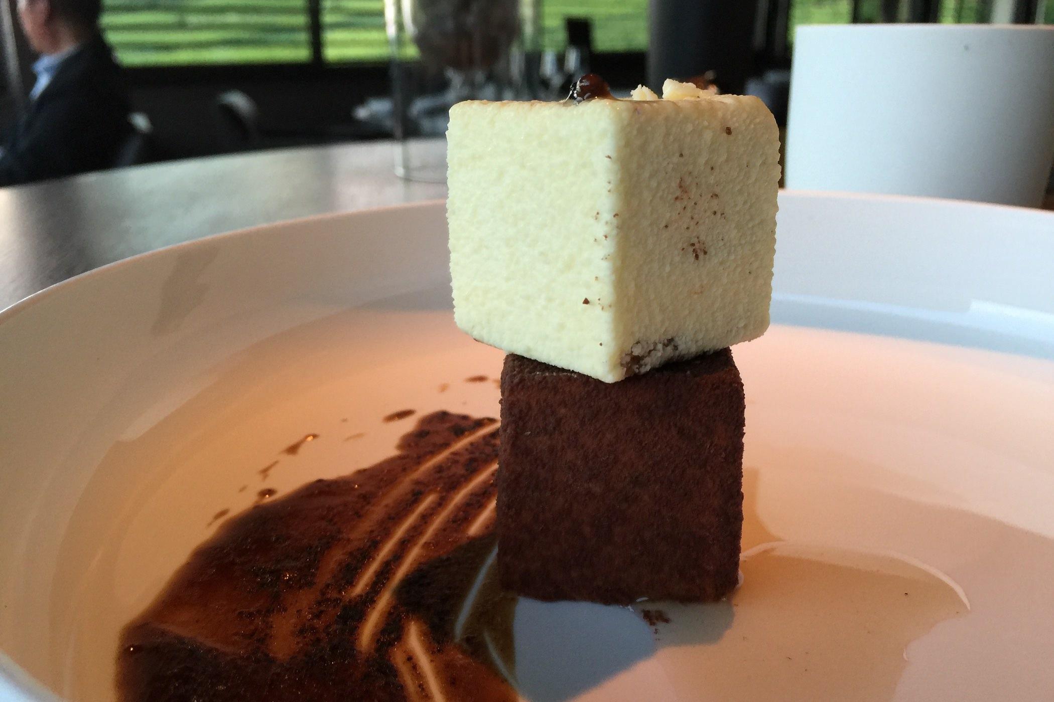 Charlemagne dessert chocolat