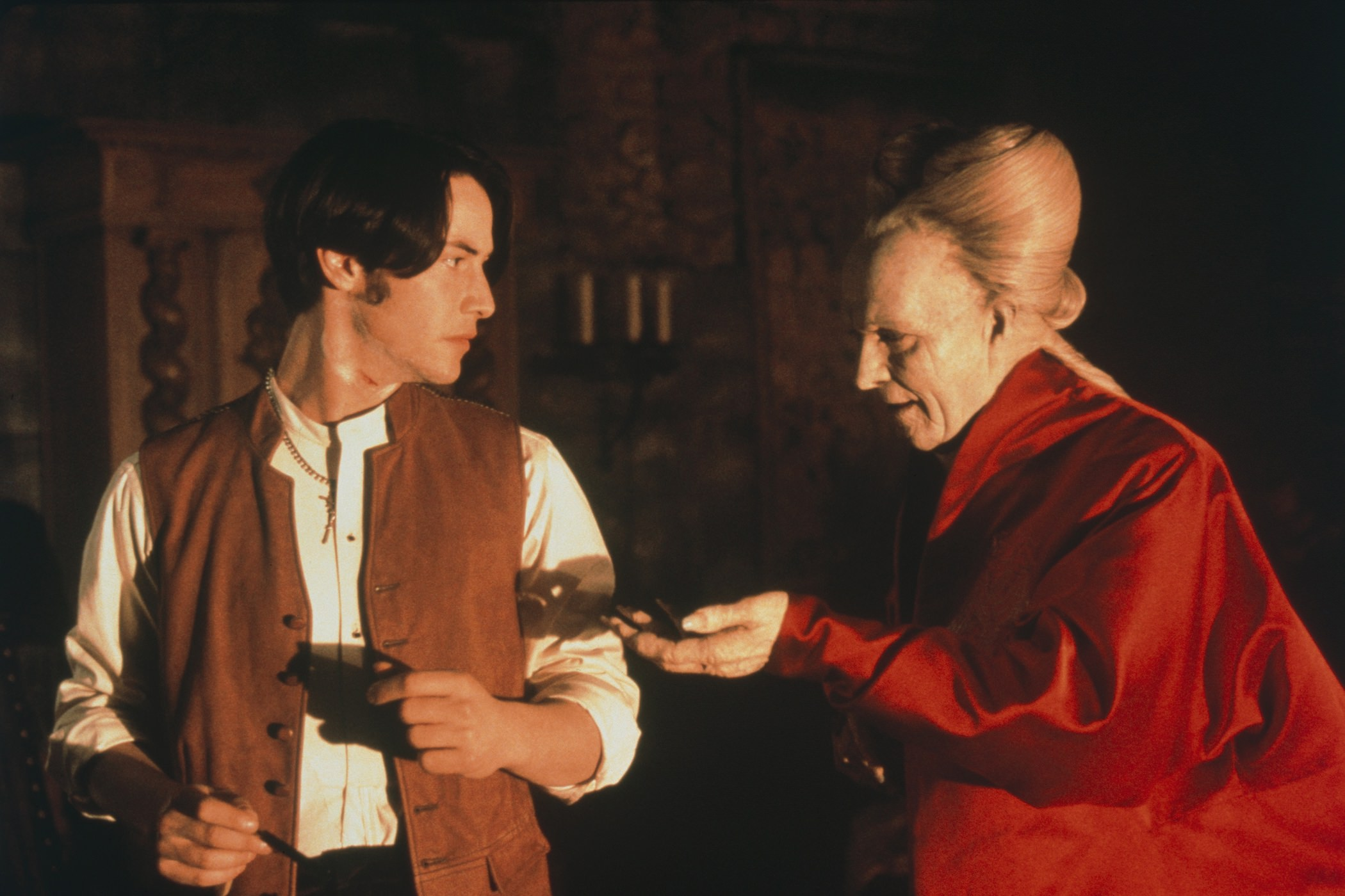 Dracula gary oldman keanu reeves