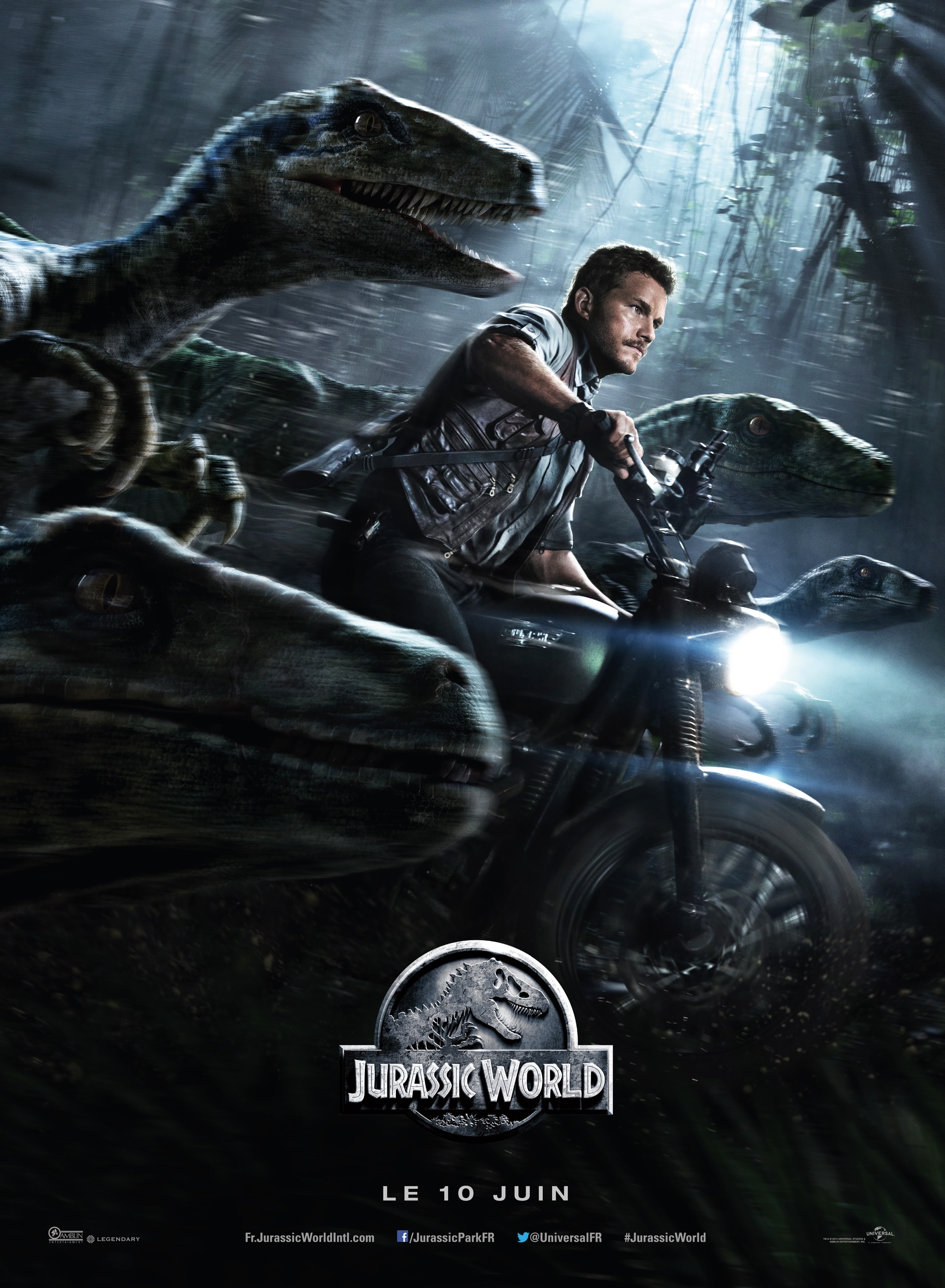 Jurassic world trevorrow