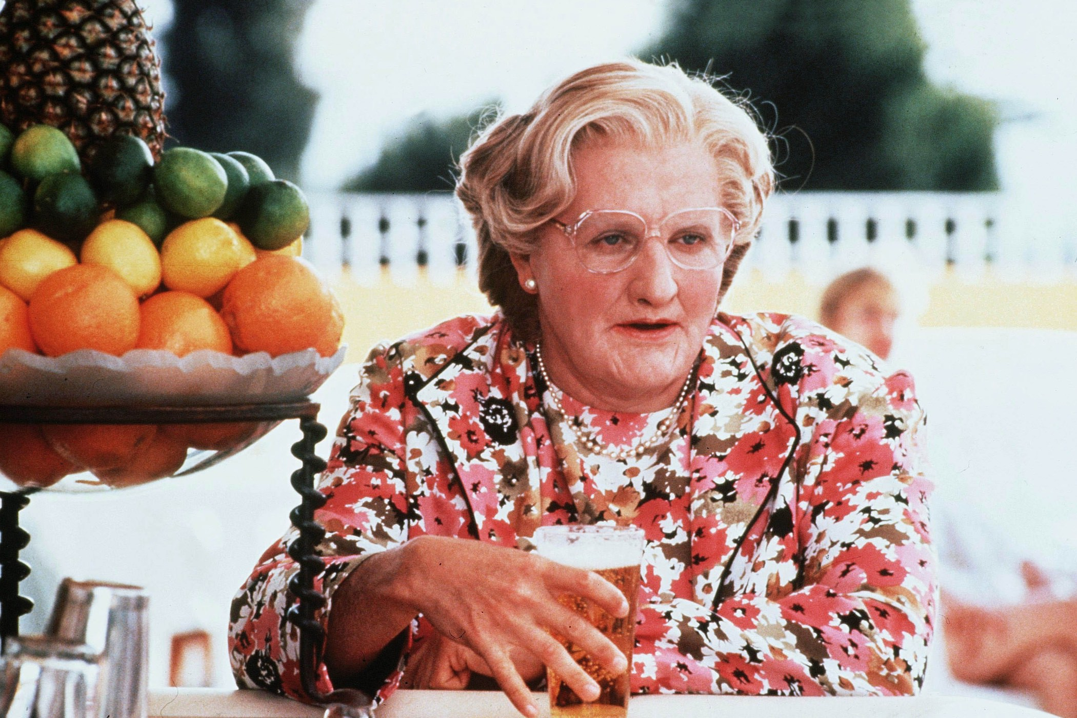 Madame doubtfire robin williams