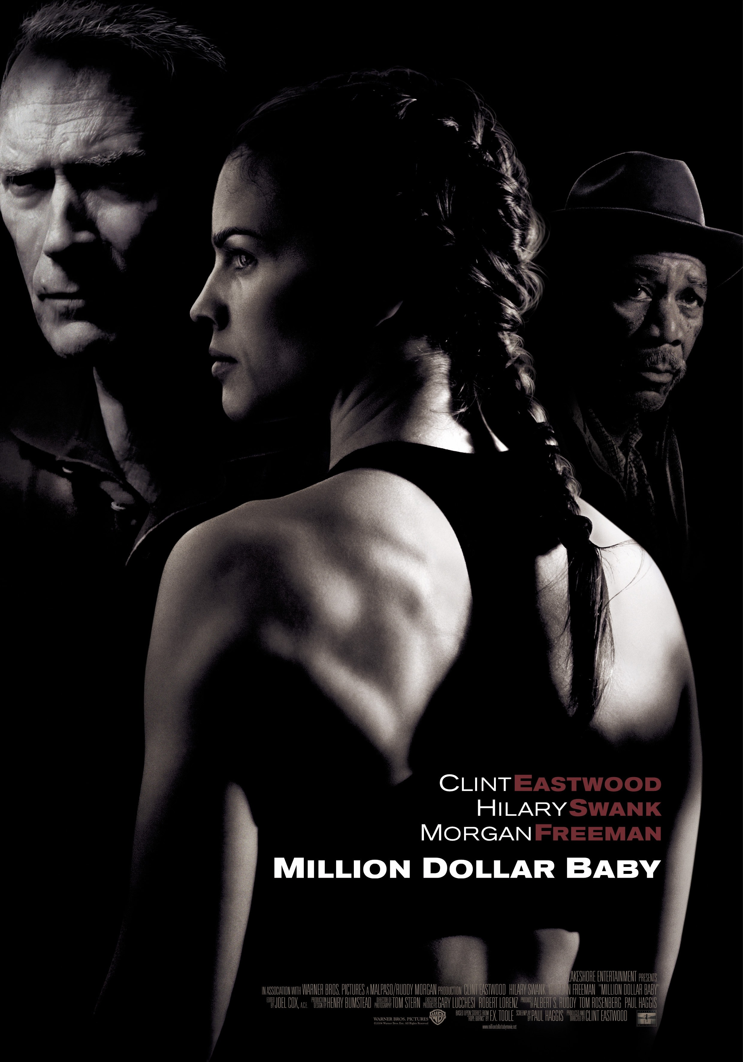 Million dollar baby eastwood