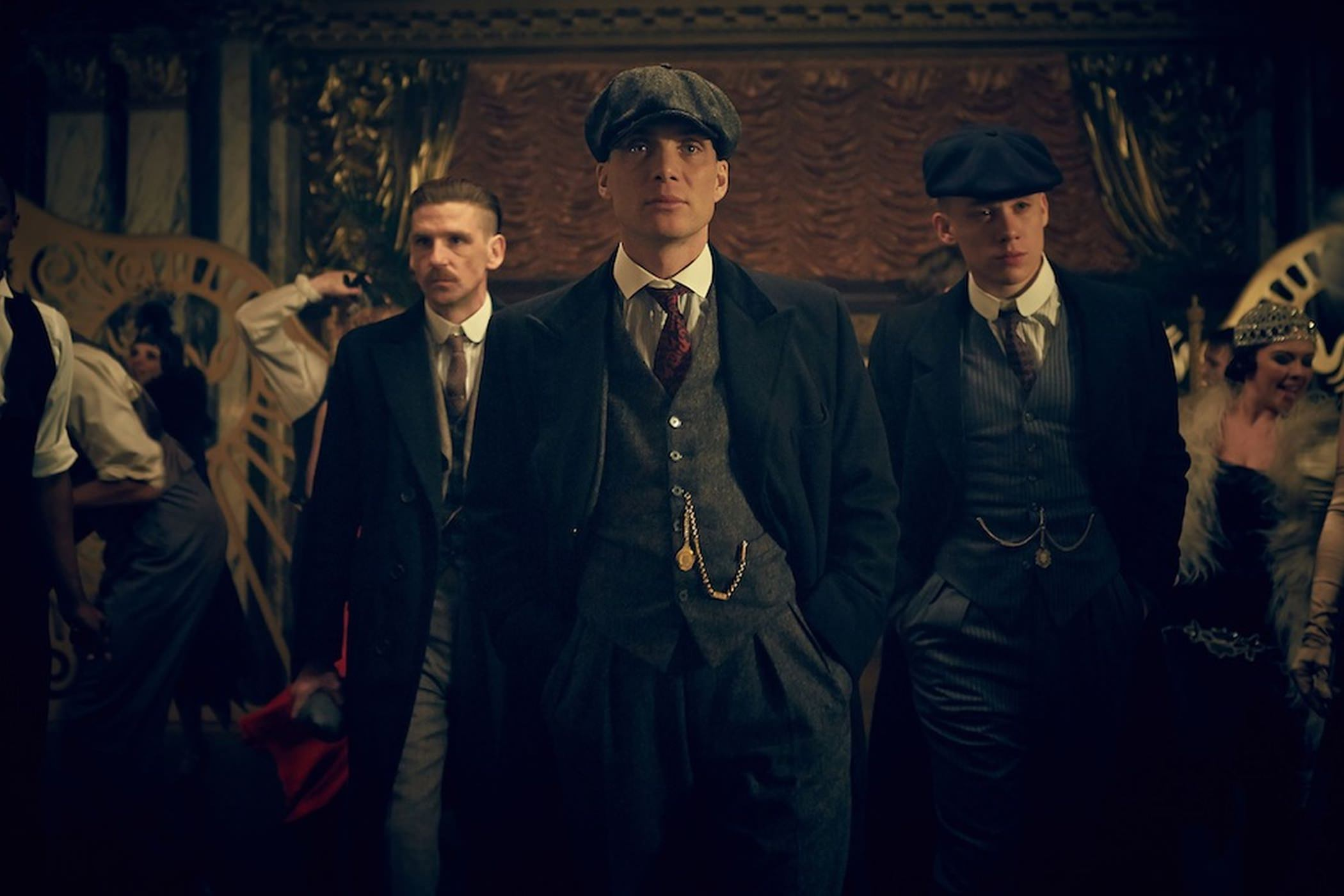 Peaky blinders knight bbc