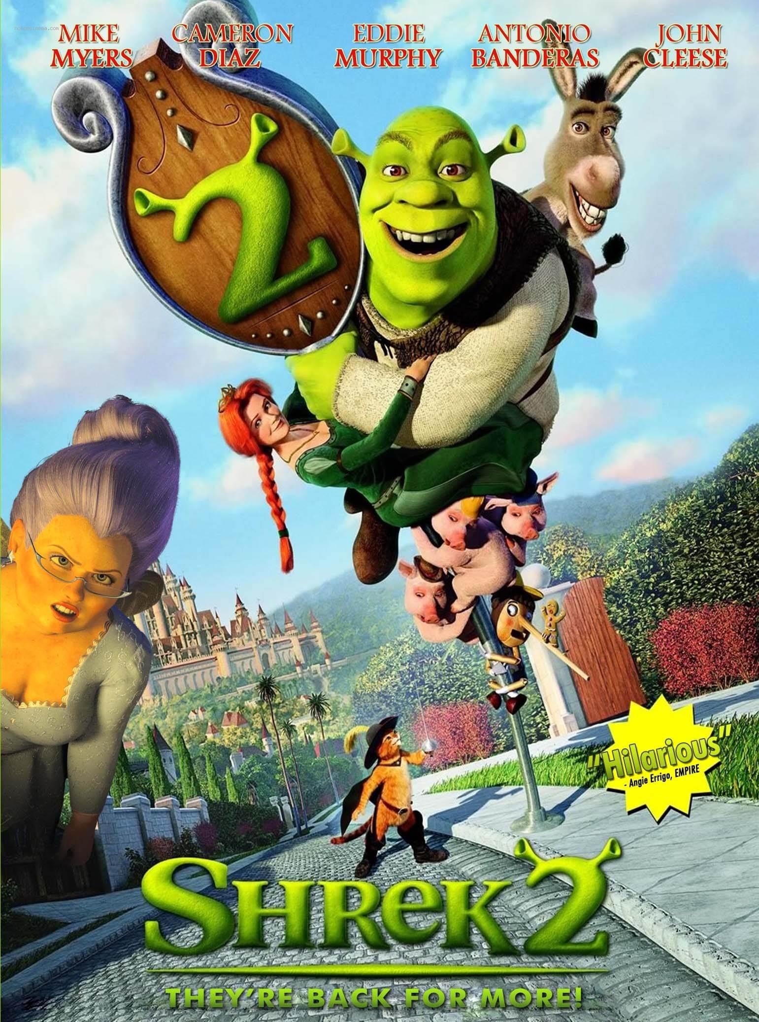 Shrek 2 adamson asbury vernon