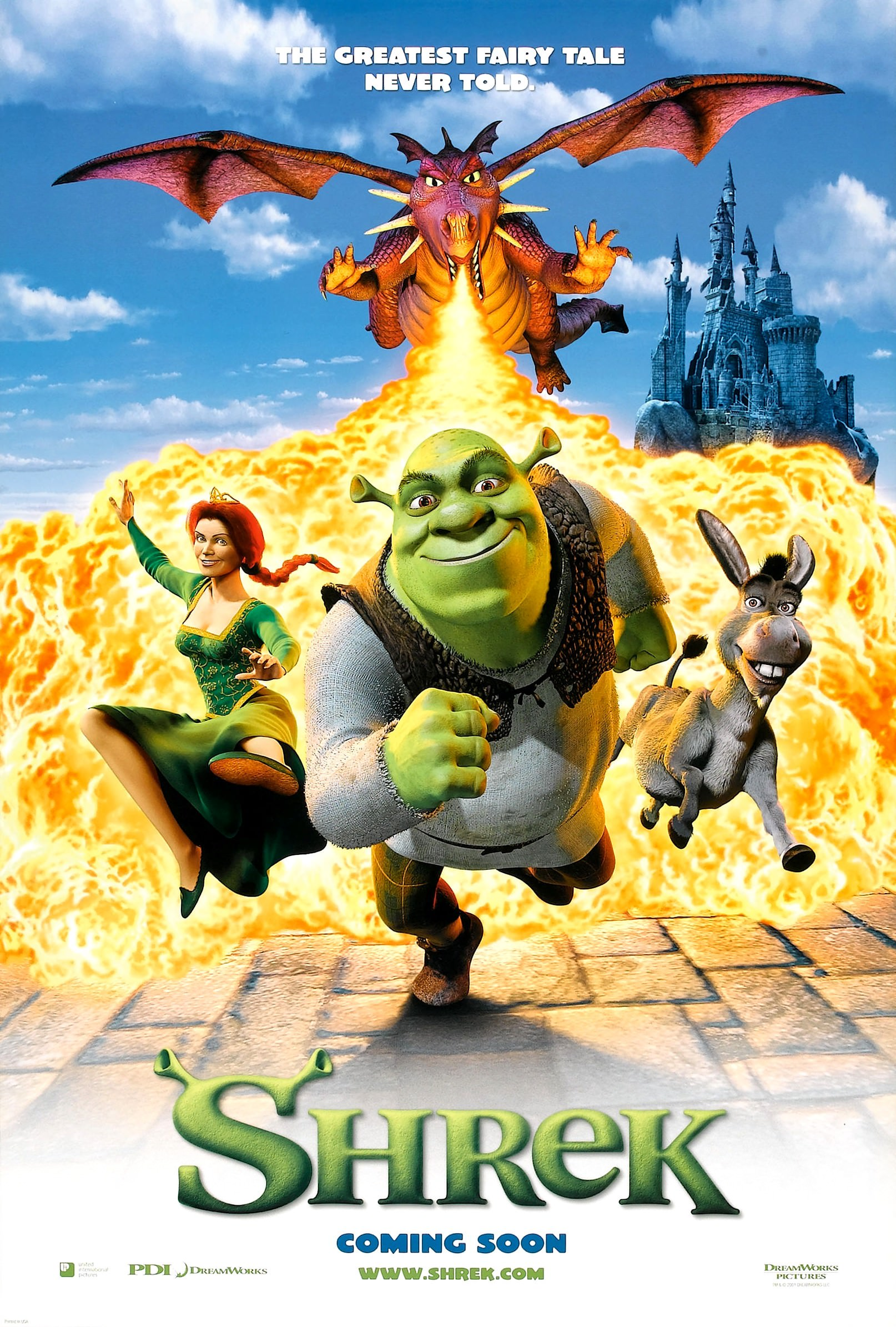 Shrek adamson jenson