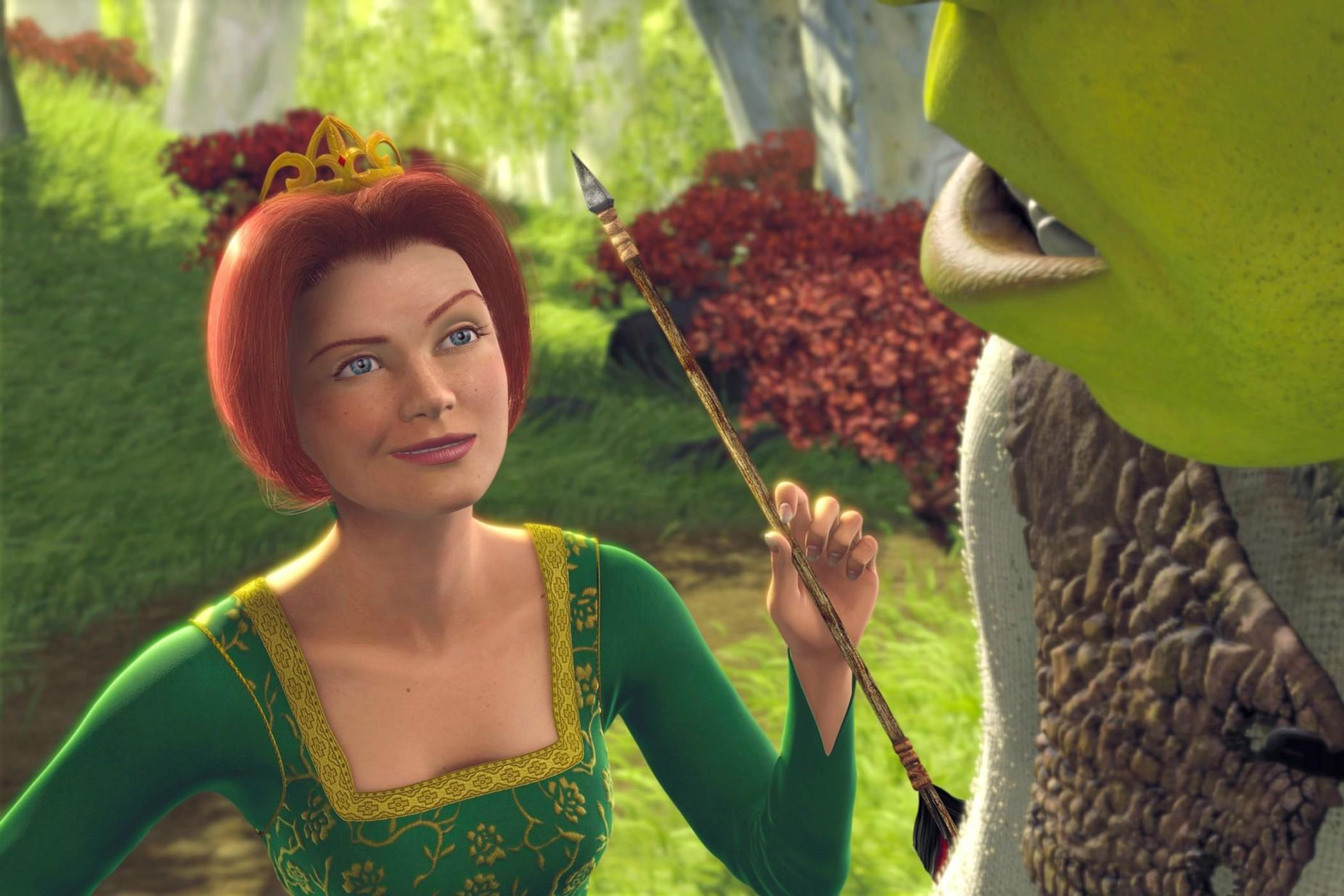 Shrek andrew adamson vicky jenson