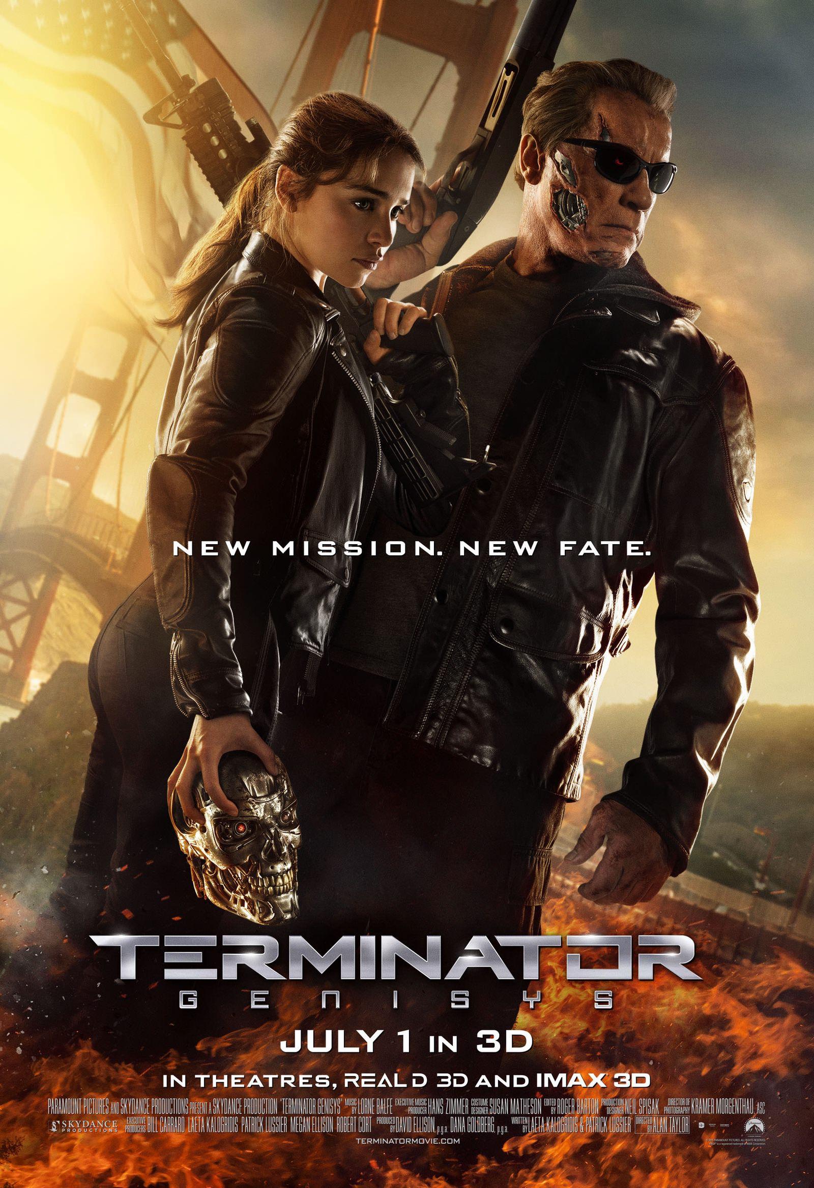 Terminator genisys taylor