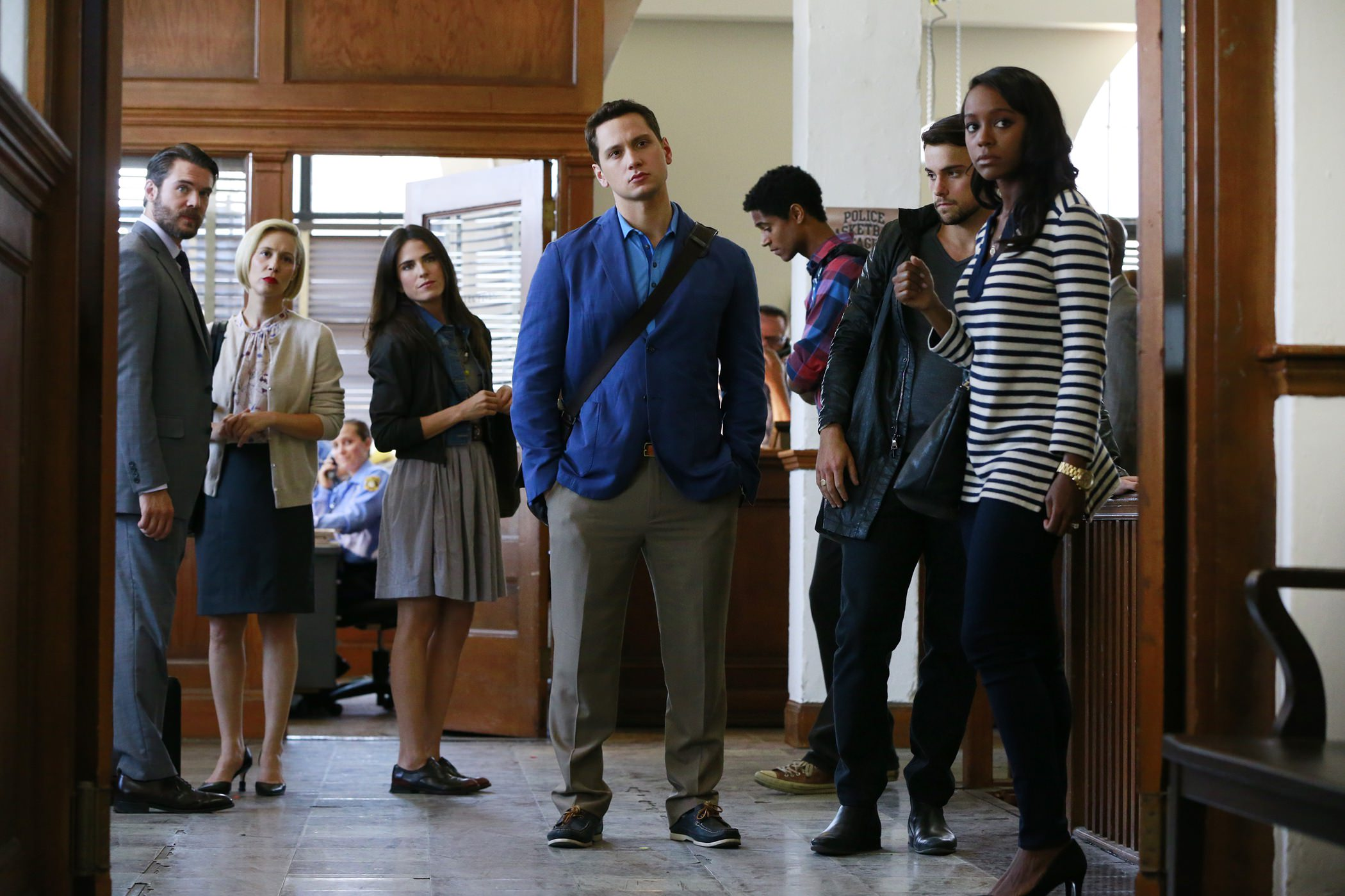 How to get away with murder nowalk abc