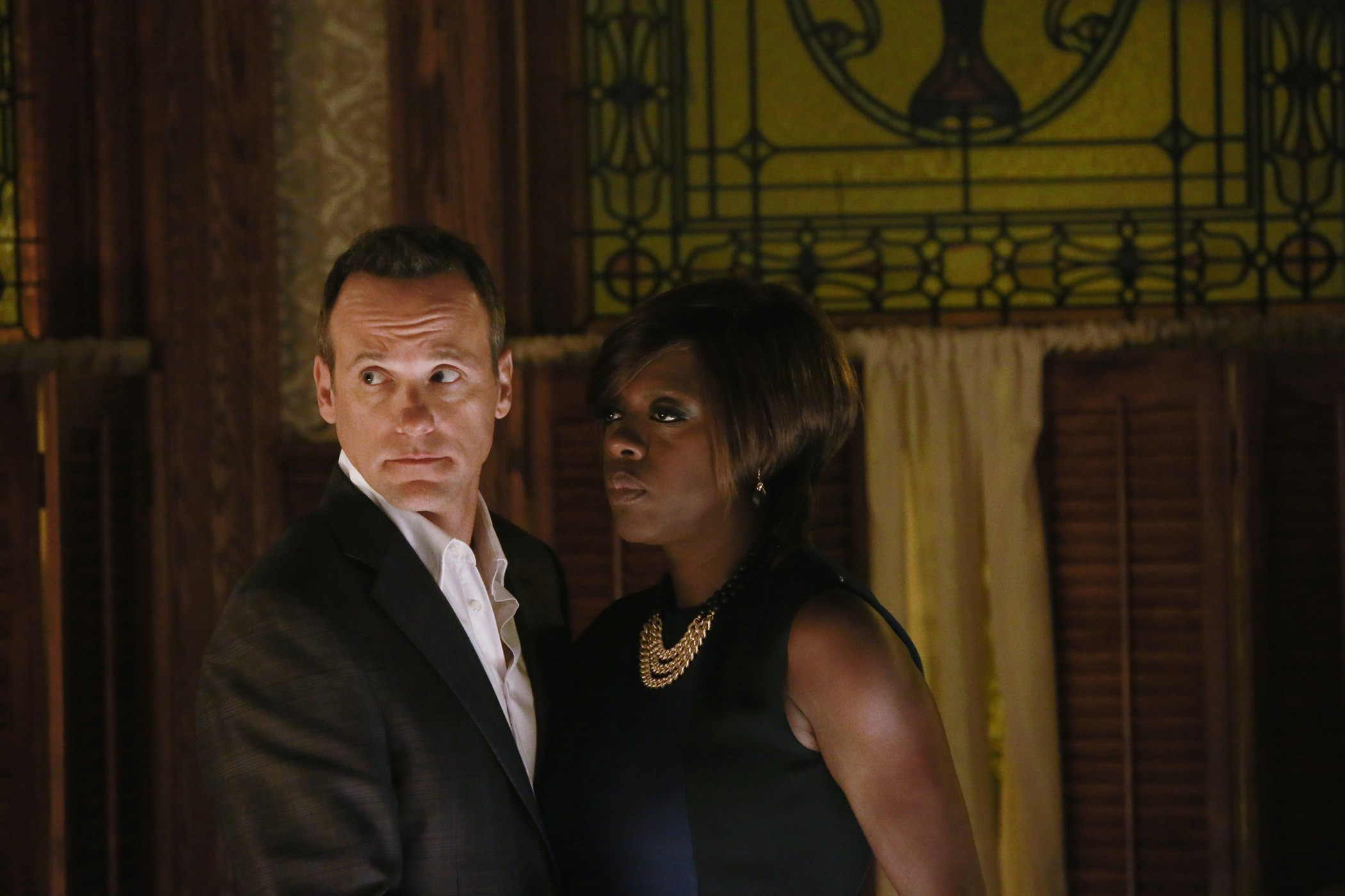 How to get away with murder viola davis tom verica