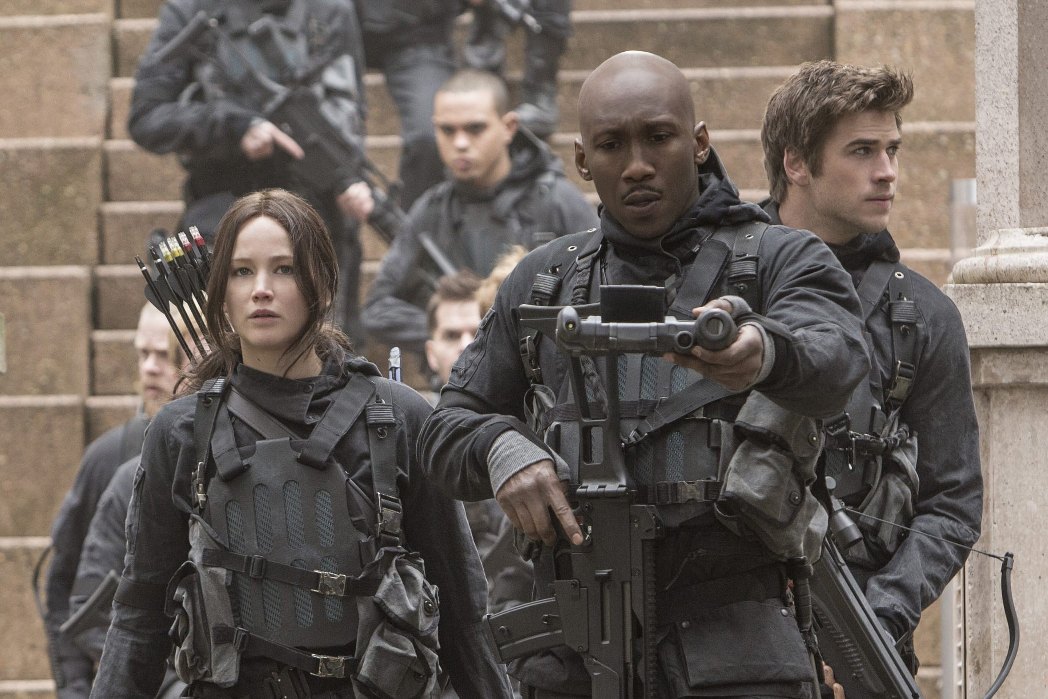 hunger games -revolte-partie-2-francis-lawrence